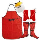 San Jamar EZKKIT EZ-Kleen Full Body Protection Kit
