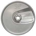 Hobart 15SLICE-5/32CR-SS 5/32 inch Stainless Steel Slicing / Crimping Plate
