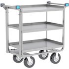 Lakeside 155046 Multi-Terrain Mobility Cart with 6 inch Casters
