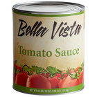 Bella Vista #10 Can Low Sodium Tomato Sauce - 6/Case