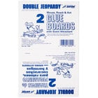 JT Eaton 182B 8 1/2 inch x 5 1/4 inch Double Jeopardy Mouse Glue Board - 2/Pack