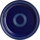 Acopa Capri 10 inch Deep Sea Cobalt China Plate   - 12/Case