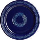 Acopa Capri 9 inch Deep Sea Cobalt China Plate - 12/Case
