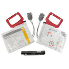 Physio-Control 11403-000001 CHARGE-PAK Charging Unit and 2 Adult Electrode Pad Sets for LIFEPAK CR Plus and LIFEPAK EXPRESS AEDs