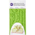 Wilton 409-2565 Nature Designs Silicone Fondant and Gum Paste Mold