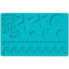 Wilton 409-2552 Sea Life Silicone Fondant and Gum Paste Mold