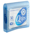 Q-tips 22127 30-Count Cotton Swabs Travel Pack - 36/Case
