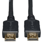 Tripp Lite P568035 35' Black HDMI Gold Digital Video Cable with 2 Male Connections
