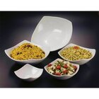 American Metalcraft Prestige SQND9 1.4 Qt. Square Ceramic Bowl