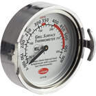 Cooper-Atkins 3210-08-1-E 2 1/2 inch Dial Grill Thermometer
