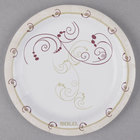 Solo HWP6-J8001 Symphony 6 inch Heavy Weight Paper Plate - 1000/Case