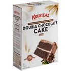 Krusteaz Professional Shepherd's Grain 5 lb. Naturally-Flavored Double Chocolate Cake Mix - 6/Case