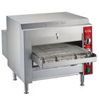 Avantco CNVYOV14B Countertop Conveyor Oven with 14 inch Belt - 208V; 3600W