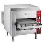 Avantco CNVYOV10B Countertop Conveyor Oven with 10 1/2 inch Belt - 208V; 2800W
