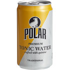 Polar 7.5 oz. Tonic Water Cans   - 6/Pack