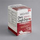 Medique 81525 Medi-First Cherry Cough Drops   - 125/Box