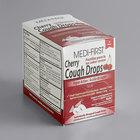 Medique 81550 Medi-First Cherry Cough Drops   - 50/Box