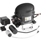 Avantco 17813625 1/4 hp Compressor for A-12F-HC Freezers - 110V, R-290