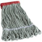 Continental A11301 Green 16 oz. Blend Loop Mop Head with 5 inch Band