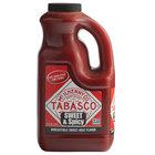 TABASCO® 64 oz. Sweet & Spicy Hot Sauce - 2/Case
