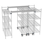 Metro Super Erecta Top-Track Shelving Kits
