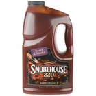 Smokehouse 220 1 Gallon Sweet and Savory Barbecue Sauce - 4/Case