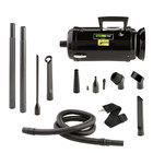 MetroVac MDV-2TA Datavac Pro Series Handheld Toner Vacuum Cleaner with Attachment Kit - 1.17 hp