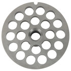 Globe CP10-12 3/8 inch Chopper Plate for #12 Meat Grinder Assemblies