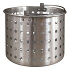 Vollrath 68290 Wear Ever Replacement Boiler / Fryer Basket for 68269 - 11 1/4 inch x 10 7/8 inch