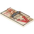 Victor Pest M150 Original Metal Pedal Wood Mouse Trap - 2/Pack