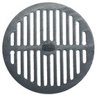 Zurn P550-GRATE 8 inch Round Cast Iron Grate for Z525, Z533, Z538, Z540, Z550, Z551, and Z624 Floor Drains