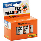 Terro T518 Fly Magnet 8-Pack Sticky Fly Paper Trap