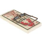 Victor Pest M201 Original Metal Pedal Wood Rat Trap