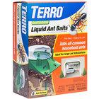 Terro T1806-6 6-Pack Outdoor Liquid Ant Bait