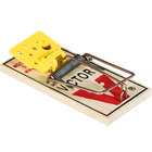 Victor Pest M032 Easy Set Wood Mouse Trap - 4/Pack