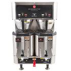 Grindmaster P400E 1.5 Gallon Twin Shuttle Coffee Brewer - 120/240V