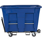 Toter AMT10-00BLU 1 Cubic Yard Blue Towable Universal Mobile Truck (1000 lb. Capacity)