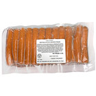 Kunzler 2 lb. Pack 5 1/4 inch Fully Cooked Buffalo Chicken Franks   - 6/Case