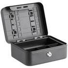 Royal Sovereign RSCB-100 Cash and Change Steel Security Box with Key Lock