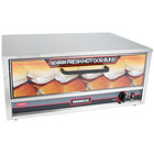 Nemco 8027-BW-220 Moist Heat Hot Dog Bun Warmer for 8027 Series Roller Grills - Holds 32 Buns