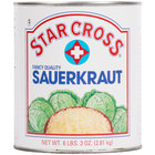 #10 Can Sauerkraut - 6/Case