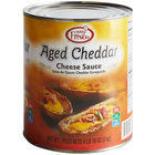 Muy Fresco Aged Cheddar Nacho Cheese Sauce #10 Can - 6/Case