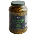 Regal Foods Jalapeno Slices 1 Gallon   - 4/Case