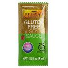 Lee Kum Kee 8 mL Gluten-Free Soy Sauce Packet - 500/Case