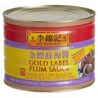 Lee Kum Kee 5 lb. Gold Label Plum Sauce - 6/Case