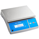AvaWeigh PC20OS 20 lb. Digital Portion Control Scale with an Oversized Platform