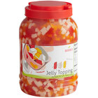 Bossen 8.38 lb. Assorted Rainbow Jelly Topping