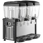 Avantco D3G-3 Triple 3 Gallon Bowl Refrigerated Beverage Dispenser - 120V