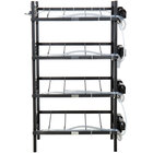Servend 020008237 Bag in Box Rack with 24 Pumps & Installation Kit (8 Flavor Shots)