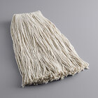 Lavex Janitorial 24 oz. #32 Cotton Cut End Mop Head with 1 inch Band